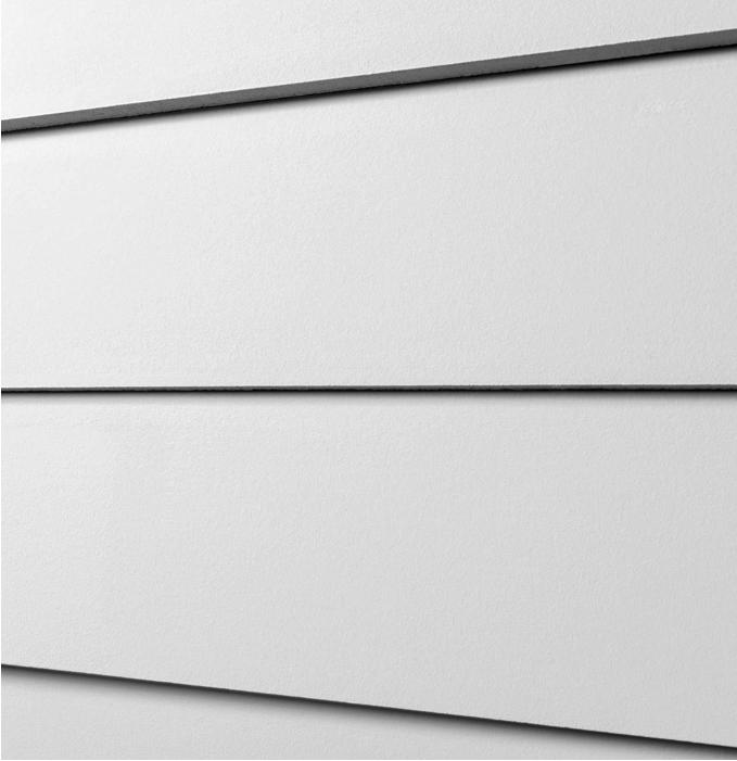 Artisan siding white two